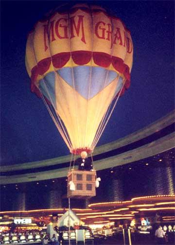 Bellagio O Show >> MGM GRAND