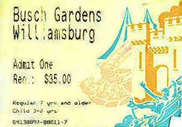 Discount Busch Garden Tickets Williamsburg Justinbieberfaninfo